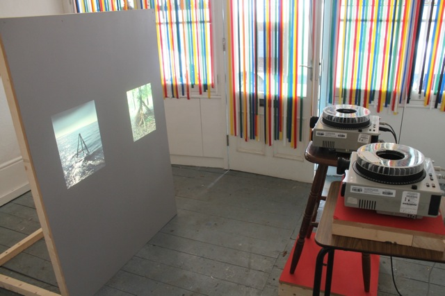 Slow Signs, B&B Project Space for Folkestone Fringe, 2014